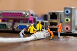 Trasferimento e ripristino rete