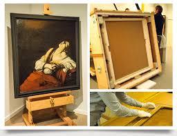 trasporto delle opere d'arte