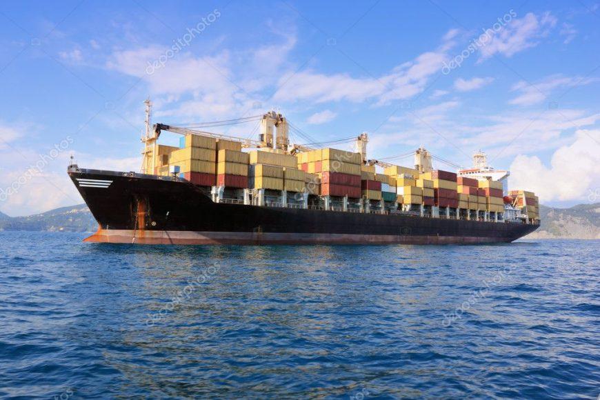 trasporto internazionale marittimo
